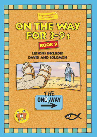 On The Way 3–9's Book 9 by