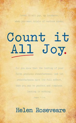 Count it All Joy by Helen Roseveare