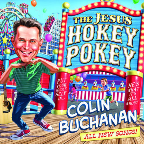 Jesus Hokey Pokey by Colin Buchanan