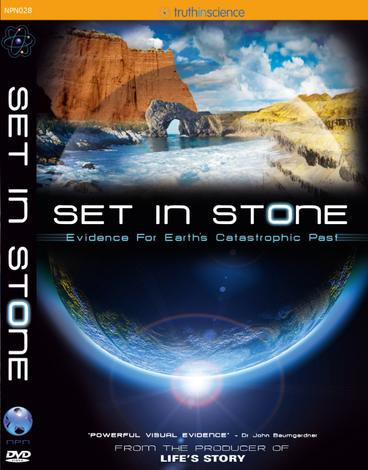 Set in Stone DVD by