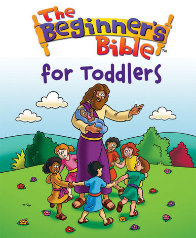 The Beginner's Bible For Toddlers by Catherine DeVries