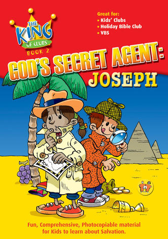 God's Secret Agent; Joseph by