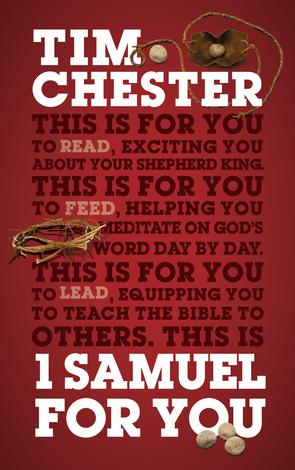 1 Samuel For You by Tim Chester