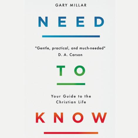 Need to Know by Gary Millar