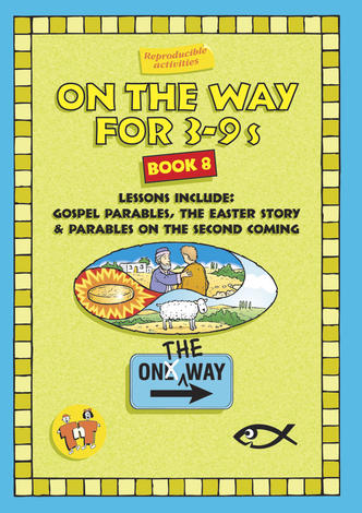 On The Way 3–9's – Book 8 by