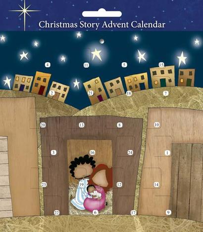 Stable Advent Calendar by
