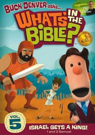 What's in The Bible DVD (5) by Phil Vischer