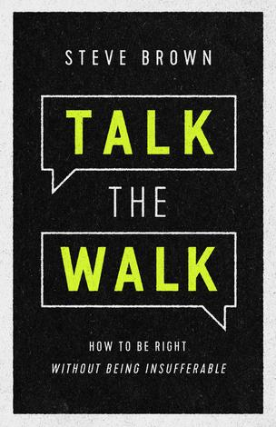 Talk the Walk by Steve Brown