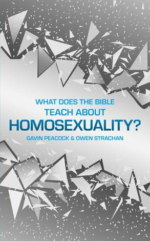 What Does the Bible Teach about Homosexuality? by Gavin Peacock and Owen Strachan