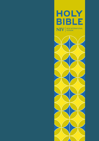 NIV Pocket Blue Soft–Tone Bible with Clasp by