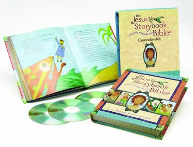 The Jesus Storybook Bible Curriculum Kit by Sally Lloyd-Jones