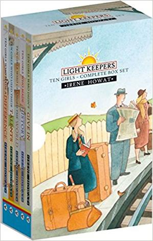 Lightkeeper Girls Complete Box Set by Irene Howat