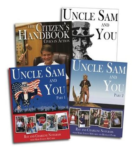 Uncle Sam and You Curriculum Package by