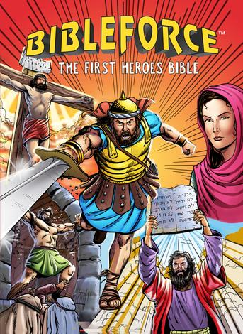 BibleForce - The First Heroes Bible by