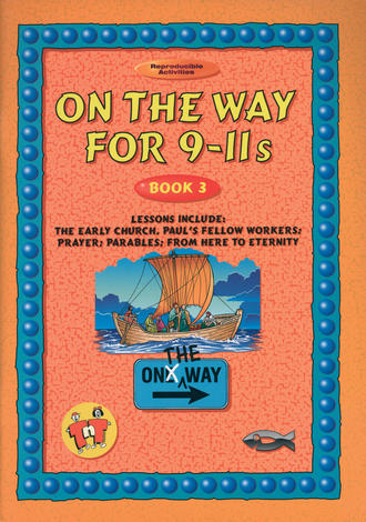 On The Way 9–11's – Book 3 by