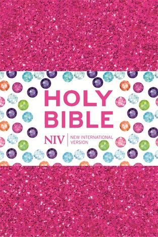 NIV Ruby Pocket Bible by