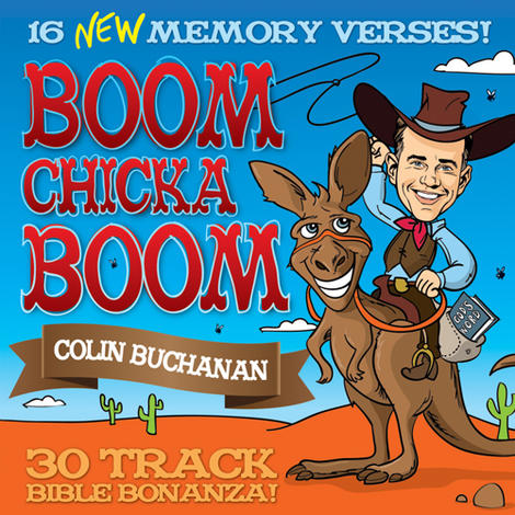 Boom Chicka Boom CD by Colin Buchanan