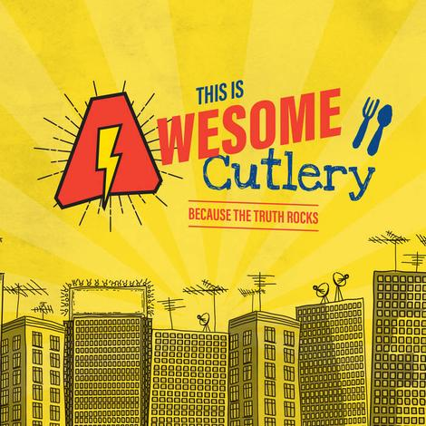 This is Awesome Cutlery CD by Awesome Cutlery