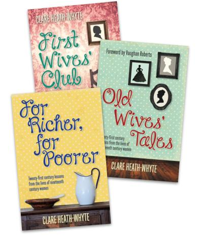 Clare Heath-Whyte Biography Pack by Clare Heath-Whyte