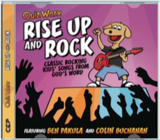 Rise Up and Rock CD (Quiz Workx) by Colin Buchanan