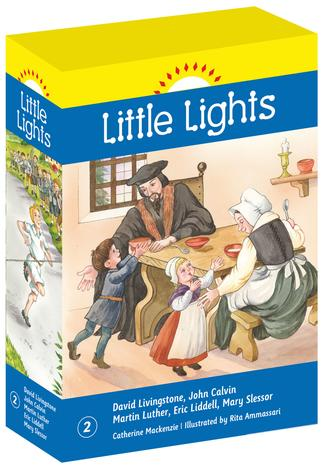 Little Lights Box 2 by Catherine Mackenzie