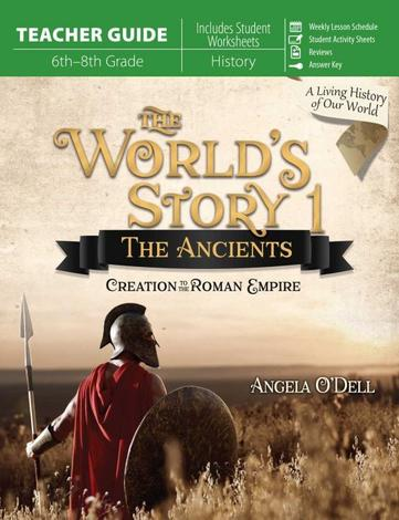 World's Story 1 (Teacher Guide) by