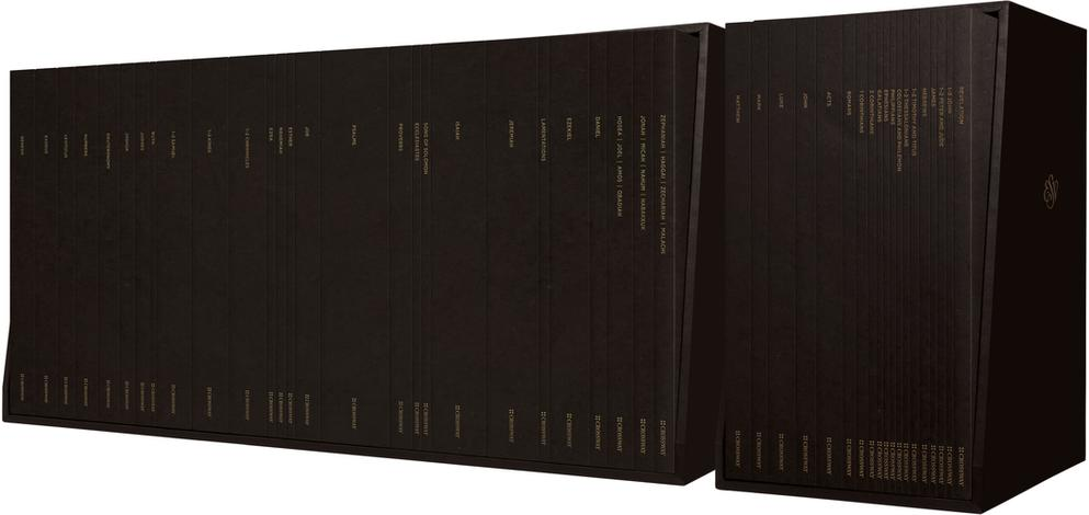 ESV Scripture Journal: Old and New Testament Sets (Paperback) by