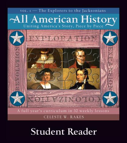 All American History Volume I Student Reader by
