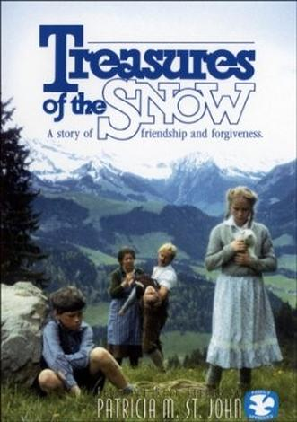 Treasures Of The Snow DVD by Patricia St John