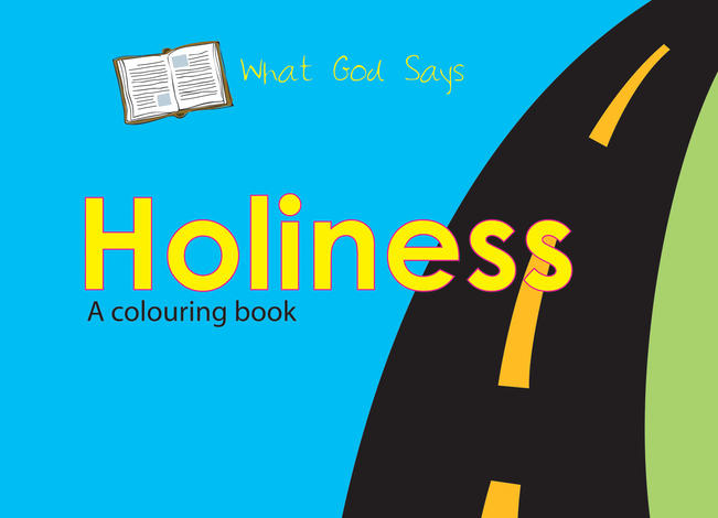 What God Says: Holiness by Catherine Mackenzie