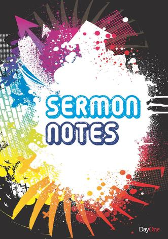 Sermon Notes by