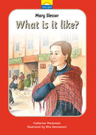 Mary Slessor: What Is It Like? by Catherine Mackenzie
