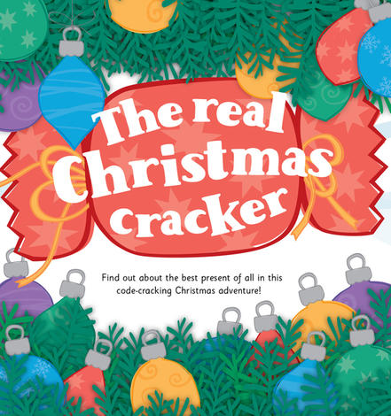 The Real Christmas Cracker by Alison Mitchell