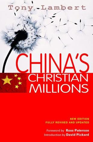 China's Christian Millions by Tony Lambert