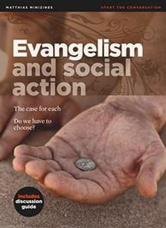 Minizine: Evangelism and Social Action by Tim Chester