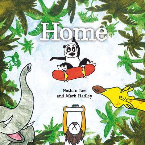 Home [Panda Stories] by Mark Hadley