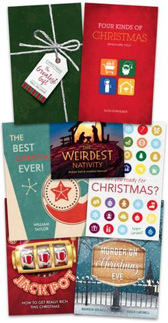 Christmas Evangelistic Giveaway Pack by