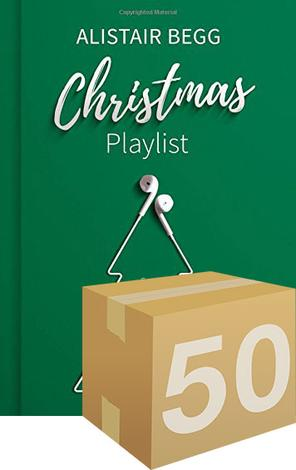 GIVE-AWAY: Christmas Playlist by Alistair Begg
