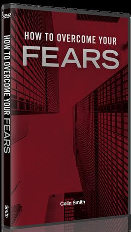 How To Overcome Your Fears DVD by