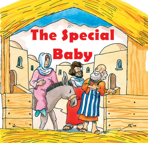 The Special Baby – Jesus by Hazel Scrimshire