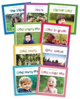 Books For Little Ones - 9 pack