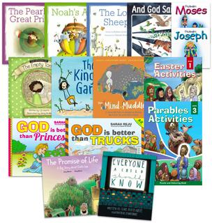 Kid's Book Pack (Ages 3-7)