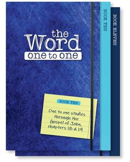 The Word One to One: Pack Four (Set of 2)