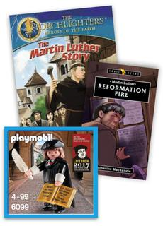 The Martin Luther Reformation Children's Bundle