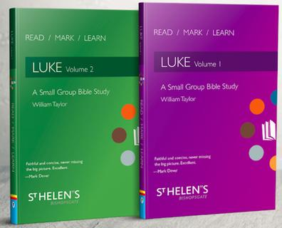 Read Mark Learn: Luke (2Pack)
