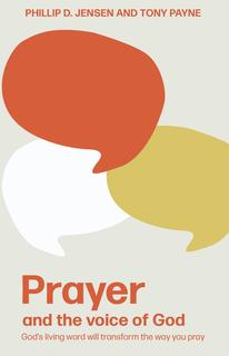 Prayer and the Voice of God