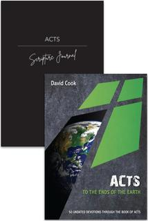 Acts Devotion & Journal 2 Pack