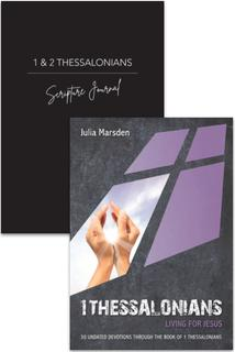 1 Thessalonians Devotion & Journal 2 Pack