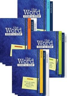 The Word One to One: Bundle (Pack 1–4)