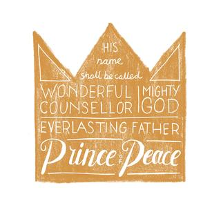 Prince of Peace / Crown - 10 Pack